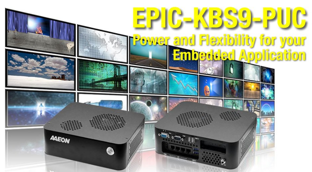 AAEON EPIC-KBS9-PUC